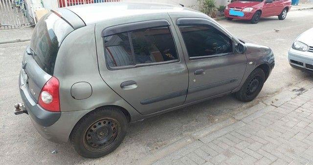 Renault clio 1.6 hatch - Foto 4