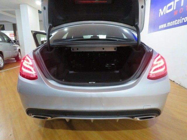 Mercedes-Benz C 250 2.0 CGI Sport Turbo Aut Top de Linha C/ Teto Solar 73.600 Km - Foto 19