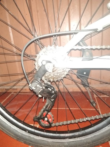 Bicicleta 24 marchas 2 amortecedores - Foto 4