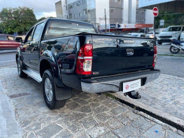 Toyota Hilux 12/12 SRV AUT. A MAIS NOVA DO OLX - Foto 7