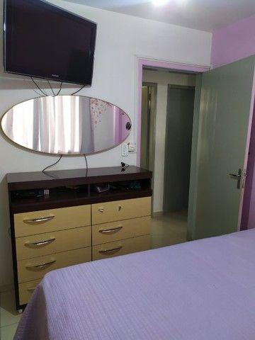 Residencial Bariloche, apto semi mobiliado, com 3 qtos, próximo Muffatão Neva   - Foto 16