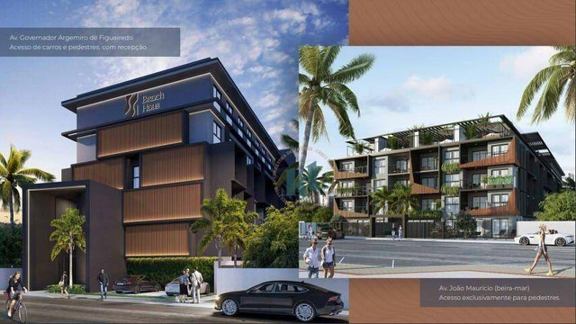 Apartamento com 1 dormitório à venda, 36 m² por R$ 331.094 - Jardim Oceania - João Pessoa/ - Foto 3