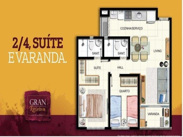 Gran Reserva Alto do Imbui - 2/4 suite, Varanda e Lazer Completo - Lançamento - Foto 10