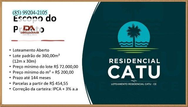 Residencial Catu Loteamento *&¨%$# - Foto 5