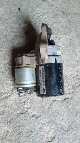 Motor de arranque Ford Ecosport 2.0 titanium original usado - Foto 2