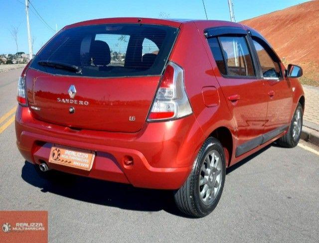 2014 Renault / Sandero Priv 1.6  Flex - Foto 6