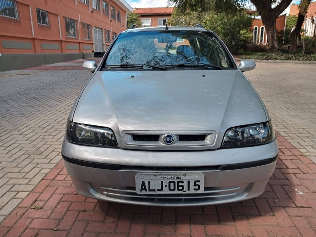 Palio Weekend 1.8 2004 motor gm  - Foto 11