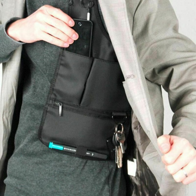 Porta objetos anti furto
