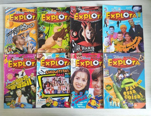 revista explora colecionadores primeiras edições - Foto 2