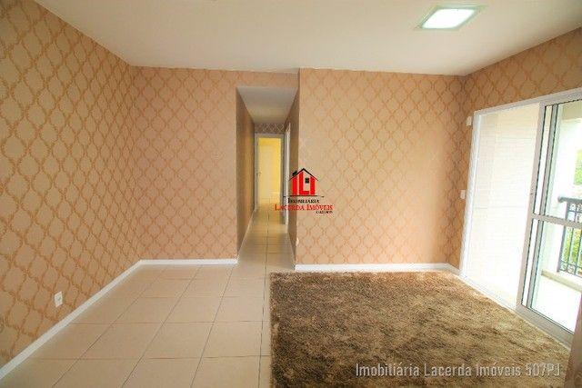 Liverpool, 69m², 2 quartos com suíte, 1º andar, Aceita FGTS na Entrada, Ponta Negra - Foto 8