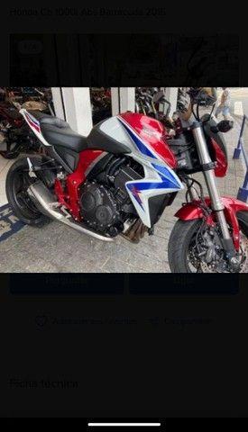 Moto cb 1000 ABS  - Foto 3
