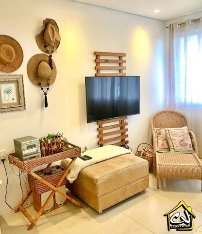 Apartamento c/ 1 Quarto - Centro - 1 Vaga - Mobiliado - Próximo a Tudo - Foto 4