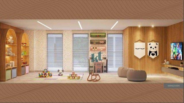 Apartamento com 1 dormitório à venda, 36 m² por R$ 331.094 - Jardim Oceania - João Pessoa/ - Foto 14