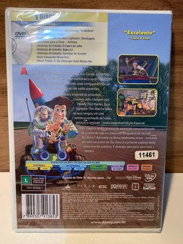 Toy story edição especial para DVD lacrado - Foto 2