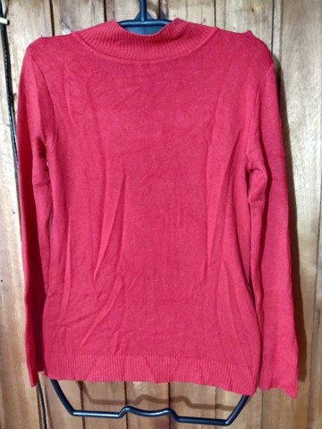 729 - Blusas de lã diversos modelos - Tam P
