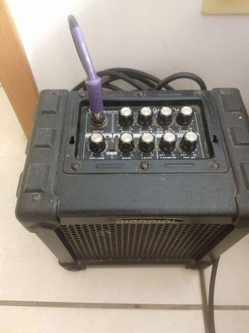 Caixa de som e amplificador GIANNINI - Foto 3