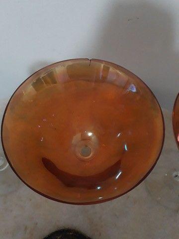 07 Taças Antigas de Cristal - Porto Alegre/RS - Foto 4