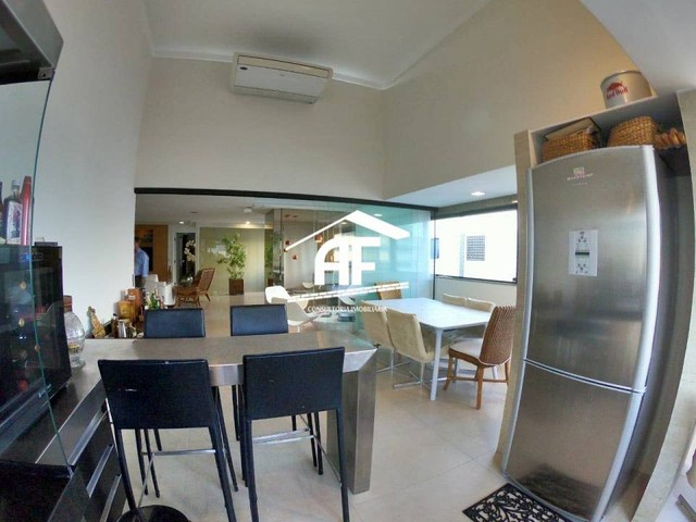 Cobertura Duplex com Vista para o mar na Ponta Verde, 304m², 4/4 todos suítes - Foto 7