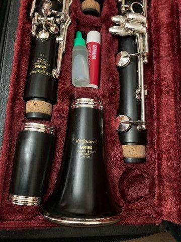 Clarinete Yamaha Profissional  - Foto 4
