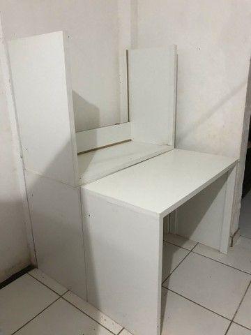 Duas mesas nunca usadas! Por 300 Reais  - Foto 4