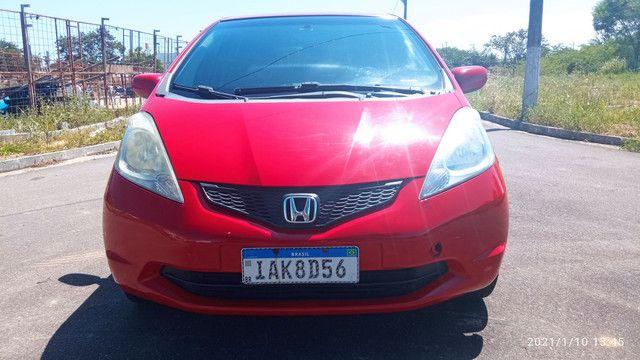 Honda Fit LX 2010 1.4  - Foto 8