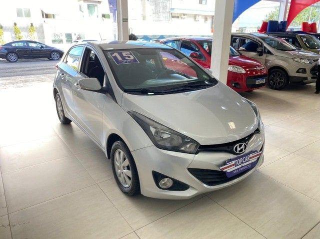 Hyundai Hb20 Confort Plus Automático 1.6 2015 - Foto 6