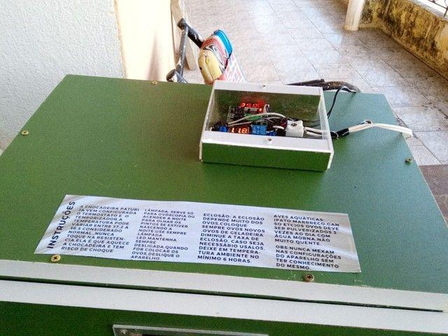 Chocadeira automática nova - Foto 3