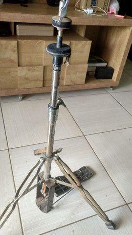 Máquina de ximbau e pedal de bateria - Foto 2