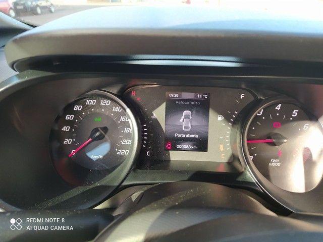 Cronos drive 1.3 zerado. Entrada 24900! - Foto 5