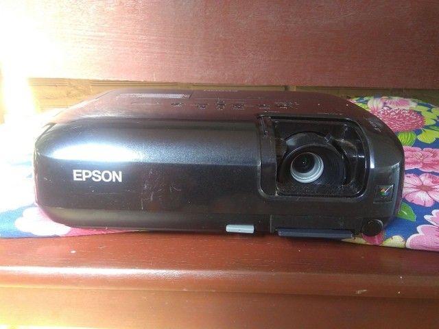 Projetor Epson e Benq com defeito (leia toda a descrição) - Foto 4