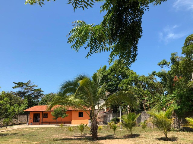 Casa de Praia no Coqueiro com 4 suites