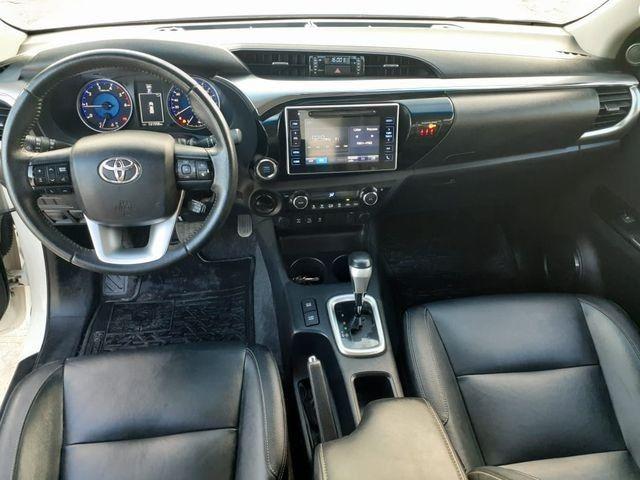 Toyota Hilux 2.8 SRX 4X4 CD 16V - Foto 7
