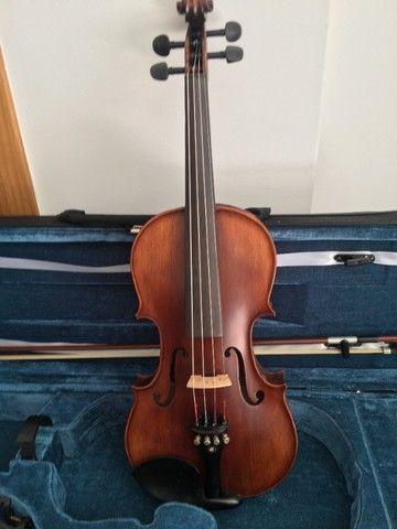 Violino Eagle VE244 4/4 Envelhecido - Foto 3