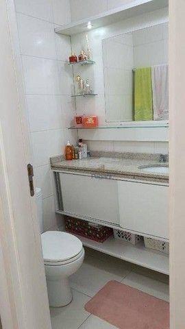 Apartamento com 3 dormitórios à venda, 94 m² por R$ 750.000,00 - Pedra Branca - Palhoça/SC - Foto 15