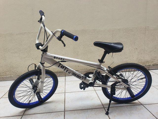Vendo Bicicleta para Manobras Totem Promax