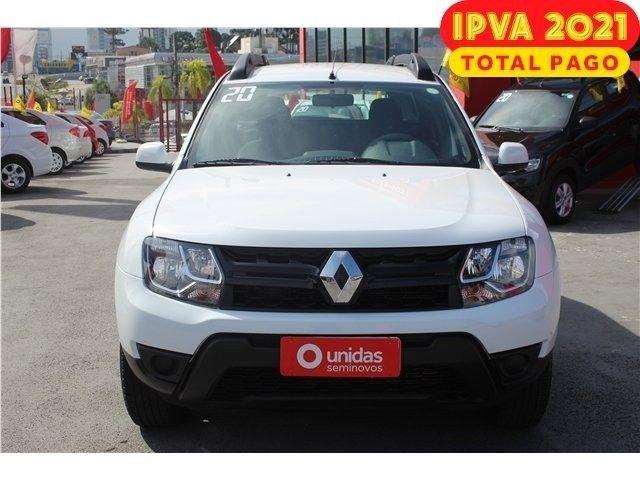Renault Duster 1.6 16v Sce Flex Expression X-Tronic Aut. 2020
