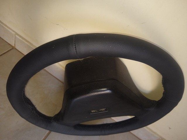 Direção/volante de monza-sle/kadett - Foto 2