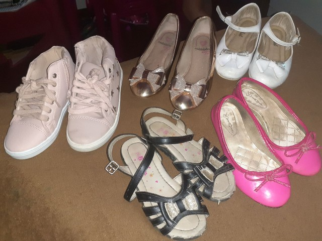 Sapatos infantis