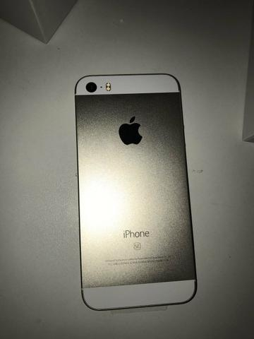 Vendo celular, iphone 5 se 32gb