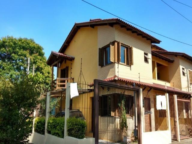 Casa à venda com 3 dormitórios em Nonoai, Porto alegre cod:CA00137 - Foto 2