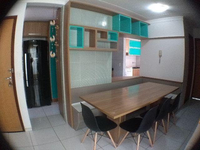 Apartamento projetado, 2 quartos(1 suíte),com quintal privativo