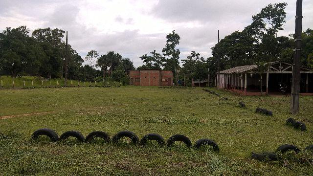 Chácara no Quinari. ao lado a Veragua