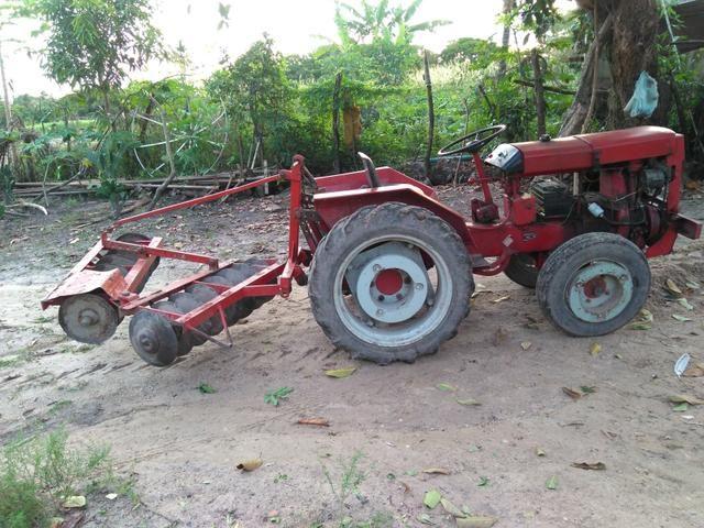Trator Agrale usado 4100