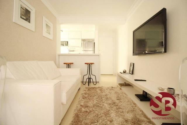 Apartamento residencial à venda, Hauer, Curitiba