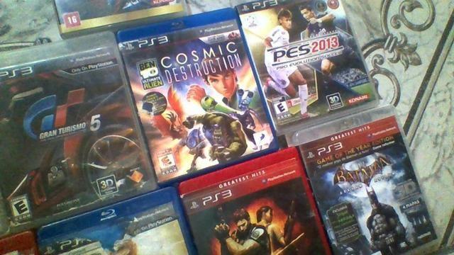 Vendo Jogos de Ps3 Baratos.Leia a descrição