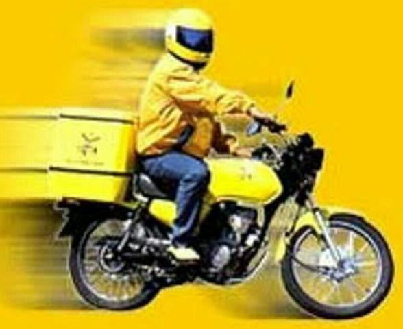 Vaga de moto boy - barra da tijuca