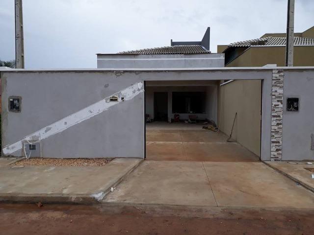 Casa Nova De Alto Padrão Individual 3 Quartos Sendo 1 Suíte Finacia