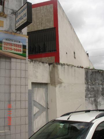 Casa residencial no 1 andar avenida joao ribeiro bairro santo antonio