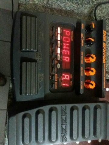 Pedal para Baixo Zoom bfx 708