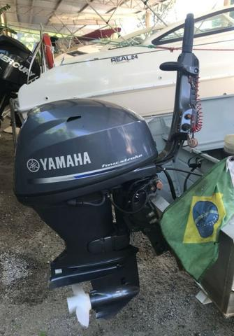 Barco Aluminio 6 m motor 40 hp 4 tempos Yamaha 2013